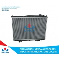 China Aluminum Auto Radiator for NISSAN BD22 TD27 MT on sale