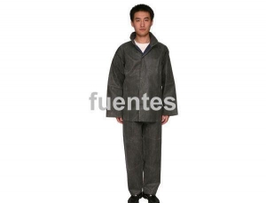 China 7-17 acid and alkali resistant protective clothing on sale