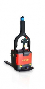 China Laser-guided Forklift AGV on sale