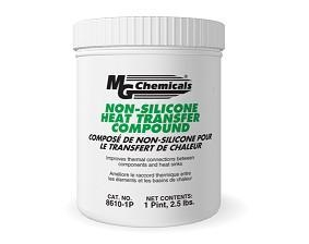 China Electronic Chemical Materials 8610 Non-Silicone Heat Transfer Compound on sale