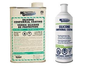 China Electronic Chemical Materials 422B Silicone Conformal Coating on sale