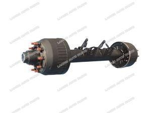 Quality 16T BPW Axle German Series Trailer Axle Full Trailer Axle for sale