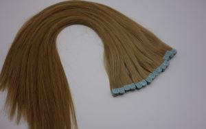 China Balayage Ombre Remy Human Hair Heart Tape In Extensions on sale