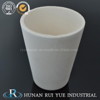 China The Reliable Enterprise Ceramic Fire Assay Crucibles for Melting Gold on sale