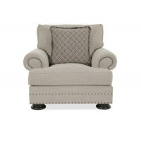 Bernhardt Gray Foster Chair