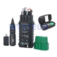 LM003 MS6813 Network Cable Tester Telephone Line Detector Tracker RJ45 101Base-T