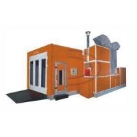 Luxury Active Carbon Cabinet System Car Spray Booth