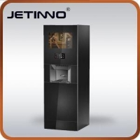 Fresh Espresso Coffee Brewing And Vending Machine With Grinder