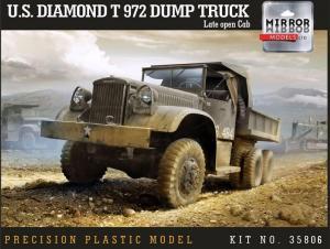 China 1/35 US Diamond T 972 Dump Truck Late on sale