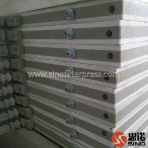 China China Professional Recessed Membrane Chamber PP Filter Press Plate on sale
