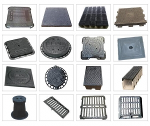 China Manhole Cover & Grating on sale