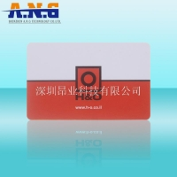 China 85.5 X 54mm Contactless Smart Card / Access Control Digital Smart Card on sale