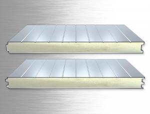 China Polyurethane cold store panel on sale
