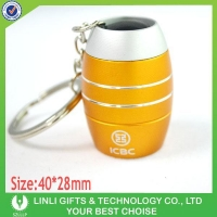 China Six Light Led Torch Keychain on sale