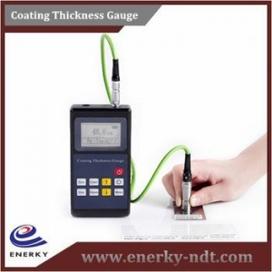China paint coating thickness gauge EC-202F on sale