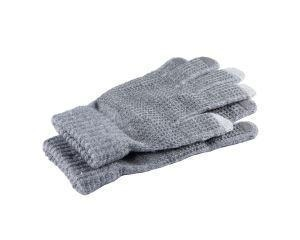 China Black Warmest Winter Touch Screen Gloves For Smartphones WT006 on sale