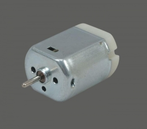 China DC280 12 v Permanent magnet dc motor for toys, motorized plastic models or hair dryer on sale