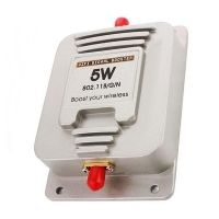 China 5W 802.11b/g/n 2.4GHz WIFI Indoor Signal Booster on sale