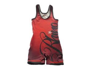 China Sublimation wrestling body suit on sale