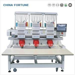 China CT1203h Three Head Cap T-shirt Embroidery Machine Best Design Printing on sale