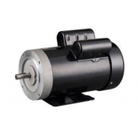 NEMA General Purpose 56C Removable Base Single Phase TEFC Asynchronous Motor