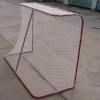 China White 4mm PP Hockey Net for sale