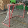 China White 4mm Polyester Hockey Net for sale