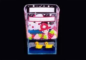 China pen holder liquid gift on sale