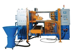 China Honor Equipment ONR30C Lower Sand Shooting Shell Core Machines (Export-oriented) on sale