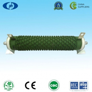 China Fixed Type Ceramic Tube Wirewound Power Resistors on sale