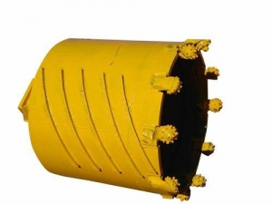 China Core barrel with roller bits on sale
