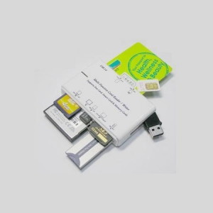 China Flash Card Reader Multi-function Card Reader on sale
