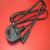 China BS Approved UK Power Cord with IEC C7 for sale