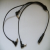 China Customized 1 to 3 Triple DC Cable for sale