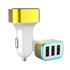 China 5V 6.8A Triple USB Car Charger for sale