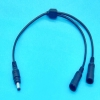 China Dustproof Splitter DC Power Cable for sale