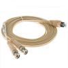 China 10FT Cab-E1-Rj45BNC Cisco RJ45-Dual BNC E1 Cable for sale