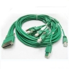 China 10FT Cab-HD8-Async High Density Async External Cable for Cisco for sale