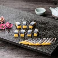 Magic Seafood Seasoning for Fish Japanese Sushi Fish Slice Seasoning Herring Fish with Capelin Roe