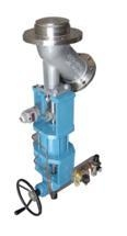 China Pneumatic Disc Lowing Flush Bottom Valve on sale