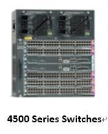 China Huawei Cisco Catalyst 4500 Series Switches on sale