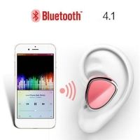 Long play time Mini Blue tooth earphone Mobile phone accessory