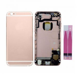 China 2017 new arrival hot selling for iphone 6s rose gold housing on sale