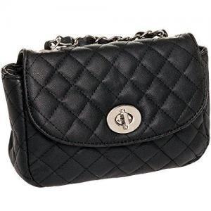 China Womens Quilted Crossbody Bag by Silverhooks - Pattern Shoulder Mini Handbag - amazon on sale