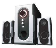 China Mini Speaker Product Name:V3500 2.1 Multimedia speaker on sale