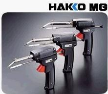 China HAKKO 582 soldering gun manually on sale