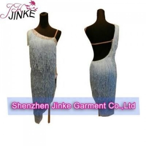 China Latin Dance Dress LB0062 on sale