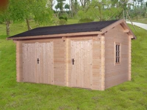 China Water-proof Fir Wood Outdoor Tool House on sale