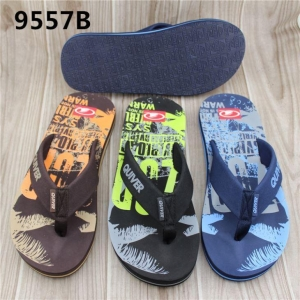 China Print Double Color Cool Heated Eva Slipper on sale