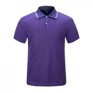 China Custom Design Polyester Mens polo shirt heat transfer label on sale